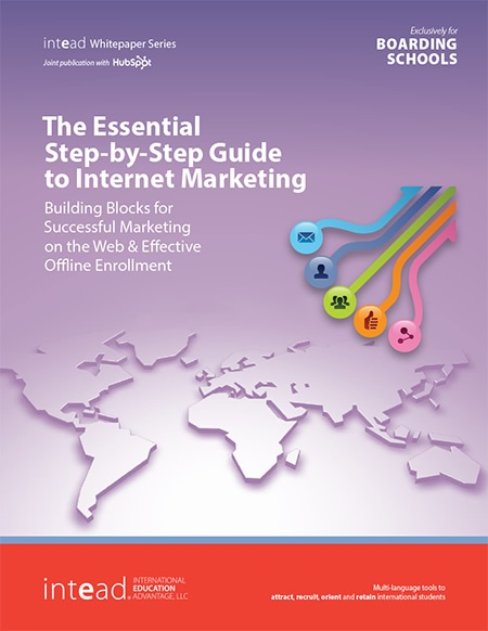 Step by Step Guide to Internet Marketing - Boarding Schools